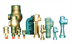 Complete line of water jet eductors and jet syphons