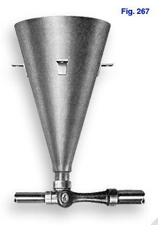 Figure 267 Hopper-Equipped Eductor; an economic unit with eductor body, nozzle, and hopper